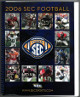 2006 SEC Football Media Guide/Program- minor wear