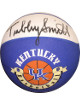 Tubby Smith signed Kentucky Wildcats Logo Blue and White Full Size Basketball- PSA/JSA/BAS Guaranteed To Pass