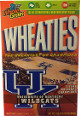 Kentucky Wildcats 7-Time National Champions Full Wheaties Box
