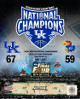 Kentucky Wildcats Basketball 2012 National Champions (8) Final Four 8x10 Commemorative Photo vs Kansas