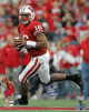 Russell Wilson signed Wisconsin Badgers 16X20 Photo #16- Wilson Hologram