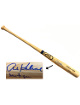 Al Kaline signed Rawlings Blonde Pro Model Bat w/ Mr Tiger- JSA Witnessed Hologram (Detroit Tigers)