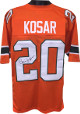 Bernie Kosar signed Orange TB Custom Stitched College Football Jersey XL- JSA Witnessed Hologram