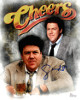 George Wendt signed Cheers 8x10 Photo (Norm Peterson)- JSA Witnessed Hologram