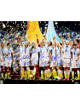 2015 World Cup Champions Team Signed 16x20 photo (9-sigs) - Alyssa Naeher,  Amy Rodriguez, Becky Sauerbrunn- Tri-Star Hologram