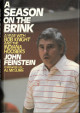"Bobby Knight signed ""A Season on the Brink"" 1986 Hardback Book (Indiana Hoosiers)- JSA Hologram #CC08570"