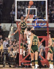 Artis Gilmore signed Jacksonville Dolphins College/NCAA 8x10 Photo (shot block)