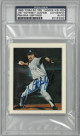 Jim Catfish Hunter signed 1983 TCMA Trading Card New York Yankees All Stars #20 PSA Encapsulation 83163082