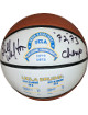 Bill Walton signed UCLA Bruins Logo Basketball 72, 73 Champs- Steiner Hologram