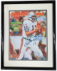 Dan Marino signed Miami Dolphins Sports Illustrated November 14, 1983 Rookies on the Rise Cover Custom Framed- Upper Deck Holo