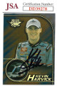 Kevin Harvick signed NASCAR 2002 Wheels High Gear Racing Trading Card #F9- JSA Hologram #DD39278
