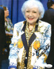 Betty White signed Color 8x10 Photo To John- JSA Hologram #DD39241