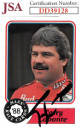 Terry Labonte signed NASCAR 1988 Maxx Charlotte Racing Trading Card #63- JSA Hologram #DD39128