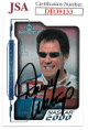 Darrell Waltrip signed NASCAR 2000 Upper Deck Racing Trading Card #96- JSA Hologram #DD39133