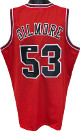 Artis Gilmore signed Red TB Custom Stitched Basketball Jersey HOF 11 XL- JSA Witnessed Hologram #WP73645