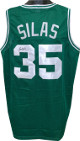 Paul Silas signed Green TB Custom Stitched Basketball Jersey XL- JSA Witnessed Hologram #WP350710