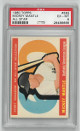 Mickey Mantle New York Yankees 1960 Topps Baseball Trading Card #563- PSA Graded 6 Excellent-Mint
