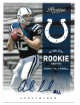 Andrew Luck signed Indianapolis Colts 2012 Panini Prestige Rookie Football Card #229- LTD 206/299