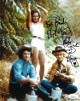 Catherine Bach signed Dukes of Hazzard 8x10 Photo For Randy With Love (Daisy/Red)- JSA Holo #DD39385
