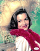 Angie Dickinson signed Vintage 1950's 8x10 Photo To Joe- Love- JSA Hologram #DD39338