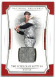 Ted Williams Boston Red Sox 2017 Panini National Treasures Game Used Jersey Baseball Card #54- LTD 6/15