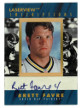 Brett Favre signed Green Bay Packers 1996 Pinnacle Laserview Football Card- LTD 751/4850