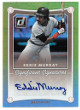 Eddie Murray signed Baltimore Orioles 2017 Donruss Significant Signatures Baseball Card #SIG-EM- LTD 6/10