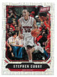 Stephen Curry Davidson Wildcats 2018-19 Panini National Basketball Card #43- LTD 22/25