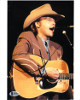 Dwight Yoakam signed 8x10 Photo- Beckett Hologram #B55631