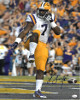 Leonard Fournette LSU Tigers signed 16X20 Photo #7 (TD Celebration)- JSA Witnessed Hologram #WP348120
