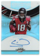 Calvin Ridley signed Atlanta Falcons 2018 Panini Rookie of the Year Contenders Optic Football Card (RC) #RYA-CR