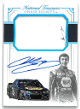 Chase Elliott signed NAPA Auto Parts 2016 Panini National Treasures Race Used NASCAR Card #JSMS-CE- LTD 1/1