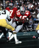 Archie Griffin signed Ohio State Buckeyes 8X10 Photo HT 1974/75 (Heisman/Silver sig)