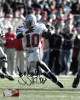 Troy Smith signed Ohio State Buckeyes 8x10 Photo HT 06 (Heisman- white jersey)