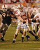 Craig Krenzel signed Ohio State Buckeyes Tostitos Fiesta Bowl 8x10 Photo #16 (MVP)