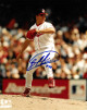 Bartolo Colon signed Cleveland Indians 8x10 Photo #40 (white jersey)