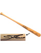 Jim Thome signed Blonde Louisville Slugger Bat 3 Series Genuine- Beckett Witnessed Hologram (Indians/Phillies)