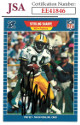 Sterling Sharpe signed Green Bay Packers 1989 Pro Set Football Trading Card #11- JSA Hologram #EE41846