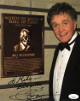 Whisperin' Bill Anderson signed Country Music Hall of Fame Color 8x10 Photo To Metie Best Wishes- JSA Hologram #DD64742