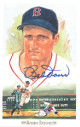 Bobby Doerr signed 1989 Boston Red Sox Perez-Steele Celebration Postcard (photo) #13- JSA Hologram #DD64317