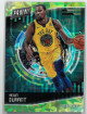 Kevin Durant Golden State Warriors 2018 Panini Cyber Monday Refractor Card #1- LTD 3/25