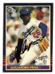 Alejandro Pena signed Los Angeles Dodgers 1985 Donruss Baseball Card #337
