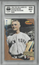 Roger Maris New York Yankees 1994 Ted Williams Co. Etched in Stone Baseball Card #ES5- GSA Graded 10 Gem Mint