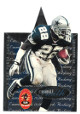 Emmitt Smith Dallas Cowboys 1996 Score Board 10,000 Yard Rushing Commemorative Jumbo Card- Limited to 10,000