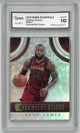 Lebron James Cleveland Cavaliers 2017-18 Panini Essentials Stars Basketball Card #ES-1- GMA Graded Gem Mint 10