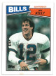 Jim Kelly Buffalo Bills 1987 Topps Football Rookie Card (RC) #362