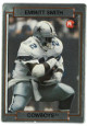 Emmitt Smith Dallas Cowboys 1990 Action Packed Football Rookie Card (RC) #34