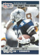 Emmitt Smith Dallas Cowboys 1990 Pro Set Football Rookie Card (RC) #685