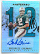 Bob Griese signed Miami Dolphins 2017 Panini Preferred Prominent Scripts Card #241- LTD 4/5