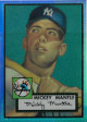 Mickey Mantle New York Yankees 1996 Topps Reprint Refractor #311 #2 of 19 (1952 Rookie Card)